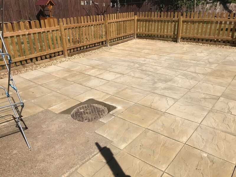 Patio building wisbech and fenland.