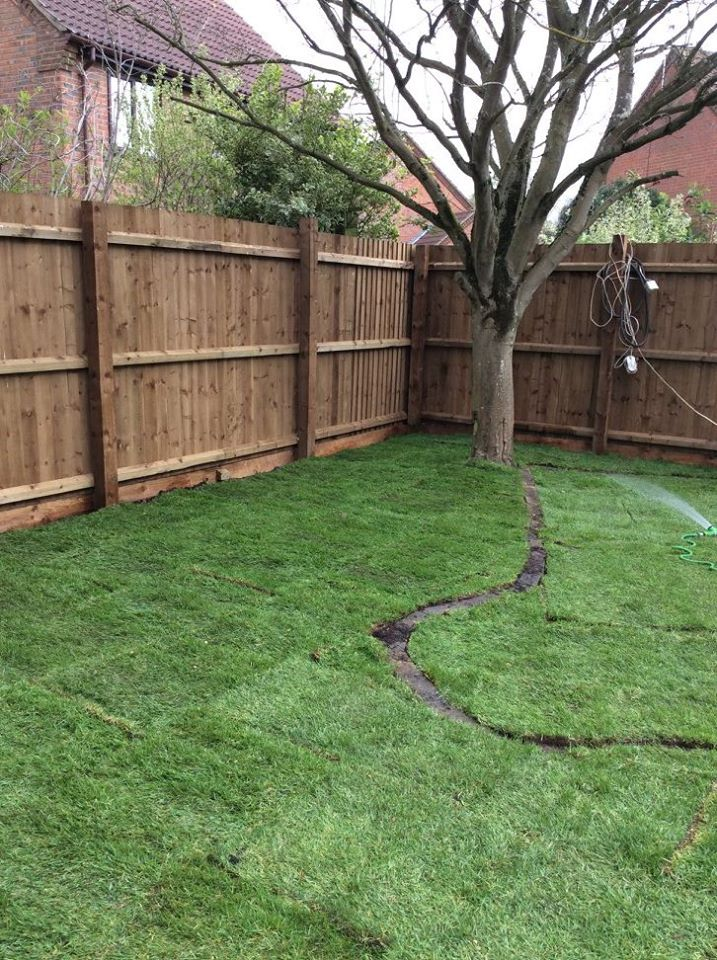 Turfing service Wisbech